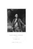 Charles Cornwallis, 1st Marquess Cornwallis, English Military Commander Giclee Print by W Holl