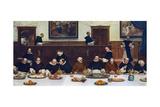 Friday, 1883 Gicléetryck av Walter Dendy Sadler