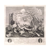 The Bathos, 1764 Giclee Print by William Hogarth