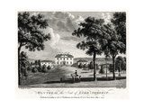 Montreal, the Seat of Lord Amherst, 1777 Giclee Print by William Watts
