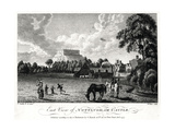 East View of Nottingham Castle, Nottinghamshire, 1777 Giclee Print by William Watts