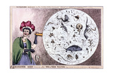 Monster Soup Commonly Called Thames Water..., 1828 Giclée-Druck von Thomas McLean