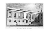 Grocers' Hall, Poultry, City of London, 19th Century Giclee Print by William Radclyffe