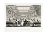 The Zoological Gallery, British Museum, Holborn, London, C1850 Giclee Print by William Radclyffe