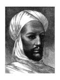 The Mahdi, Rebel Against Egyptian Rule in the Sudan, C1885 Giclee Print
