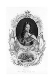 King William III Giclee Print by Godfrey Kneller