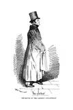 Dionysius Lardner, Irish-Born Scientific Writer, 1835 Giclee Print by Daniel Maclise
