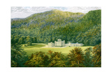 Taymouth Castle, Perthshire, Scotland, Home of the Earl of Breadalbane, C1880 Giclee Print by Benjamin Fawcett