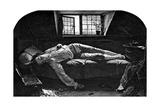 The Death of Chatterton, 1856 Lámina giclée por Henry Wallis
