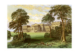 Stowe Park, Buckinghamshiere, Home of the Duke and Marquis of Buckingham and Chandos, C1880 Giclee Print by AF Lydon