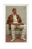 Yorkshire Cricket, 1892 Giclée-tryk af  Spy