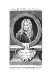 Joseph Addison, English Politician and Writer Giclee Print by Godfrey Kneller