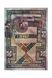 Decorated Page, 800 Ad Reproduction procédé giclée