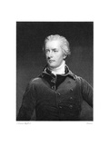 William Pitt the Younger, British Statesman Giclee Print by John Hoppner