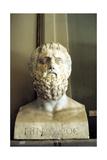 Plato, Ancient Greek Philosopher Giclée-tryk