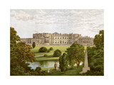 Wynyard Park, County Durham, Home of the Marquis of Londonderry, C1880 Giclee Print by Benjamin Fawcett