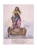 The Lady of the Lake..., 1810 Giclee Print by Robert Dighton