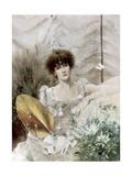 Fedora, 1882 Giclee Print by Alfred Stevens