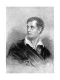 Lord Byron, Anglo-Scottish Poet Giclee Print by Thomas Phillips