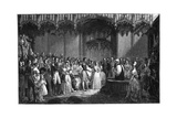 The Marriage of Queen Victoria and Prince Albert, 1840 Giclee Print by George Hayter