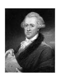 William Herschel (1738-182), German-Born English Astronomer Giclee Print by John Russell