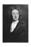 John Dryden, English Poet, Literary Critic, and Playwright Giclee Print by Godfrey Kneller