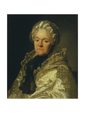 Portrait of Countess Ekaterina Andreyevna Chernysheva, Née Ushakova (1715-177), 1776 Giclee Print by Alexander Roslin