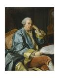 Portrait of Ivan Ivanovich Betskoi (1704-179), 1770S Giclee Print by Alexander Roslin