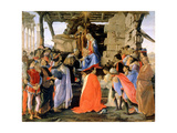 The Adoration of the Magi, C1473-1475 Impressão giclée por Sandro Botticelli