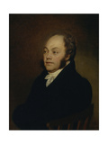 Portrait of Count Fyodor Vasilyevich Rostopchin (1763-182), 1809 Giclee Print by Orest Adamovich Kiprensky