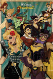 DC Comics Bombshells Affiches