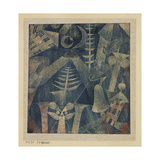The Bell! Giclee Print by Paul Klee