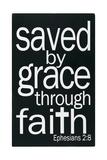 Grace Posters by Erin Deranja