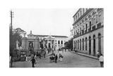 Palace of the Government, Sao Paulo, Brazil, 1895 Giclee Print by A Frisch