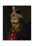 Vlad Iii, Prince of Wallachia (1431-147), Second Half of The16th C Giclée-Druck