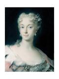 Maria Theresa, Archduchess of Habsburg (1717-178), 1730 Giclee-trykk av Rosalba Giovanna Carriera