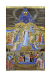 Death and Assumption of the Virgin, Ca 1432 Giclee Print by  Fra Angelico