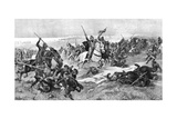 The Battle of Hastings, 14 October 1066 Giclee-trykk