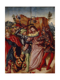 The Judas Kiss, Early16th C Giclee Print