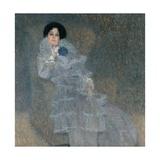 Portrait of Marie Henneberg Giclée-Druck von Gustav Klimt