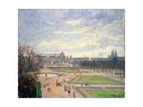The Tuileries Gardens, 1900 Reproduction procédé giclée par Camille Pissarro