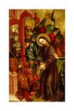 Christ before Pilate (Vlad III as Pontius Pilat), Ca 1463-1464 Gicléetryck