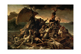 The Raft of the Medusa (Le Radeau De La Médus), 1818-1819 Giclee Print by Théodore Géricault
