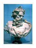 Neptune, Roman God of the Oceans Giclee Print