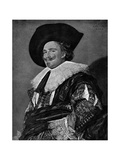 The Laughing Cavalier, 1624 Giclee Print by Frans Hals