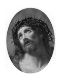 Christ Crowned with Thorns Giclee-trykk av Guido Reni
