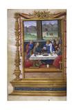 Feast in the House of Simon the Pharisee, 1500-1550 Gicléetryck