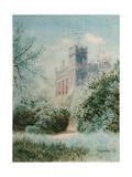 The Vorontsovsky Palace. Crimea, 1895 Giclee Print by Gavriil Pavlovich Kondratenko