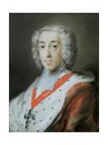 Clemens August of Bavaria (1700-176), 1727 Giclee-trykk av Rosalba Giovanna Carriera