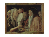 The Presentation in the Temple, Ca 1465 Giclee Print by Andrea Mantegna